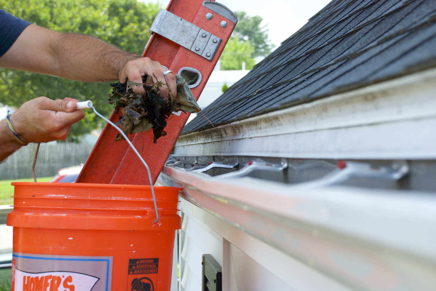 Gutter Cleaning Tips and Resources
